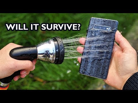 Are DBrand skins waterproof? WATER DURABILITY TEST ON MY DBRAND SKIN!