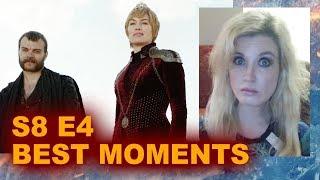 Game of Thrones Season 8 Episode 4 REVIEW & REACTION