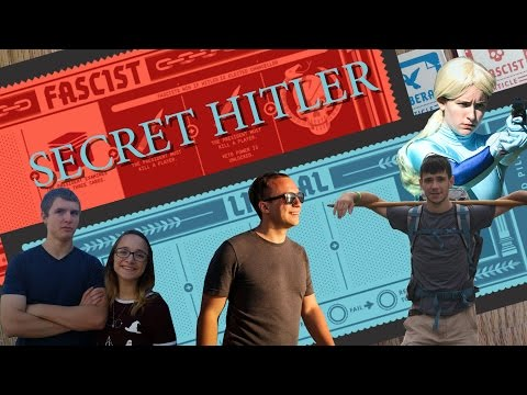 SECRET HITLER - CK HANGOUTS