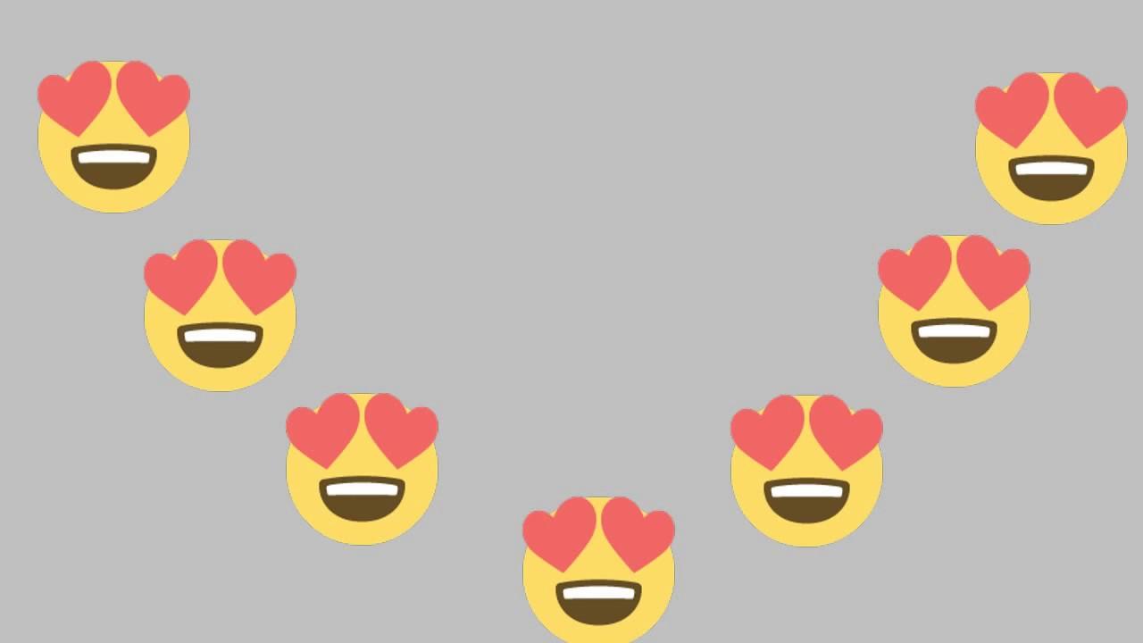 Emoji Love Massage to You ★ I❤Love Emojis ★ 2017 Love Love Love