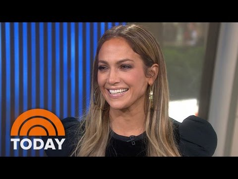 Jennifer Lopez Talks 'World Of Dance' And How She Feels About 'J-Rod' | TODAY