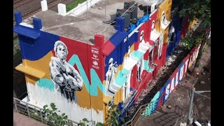 "Asian Paints & St+art India present ""Heroes Of Mumbai"""