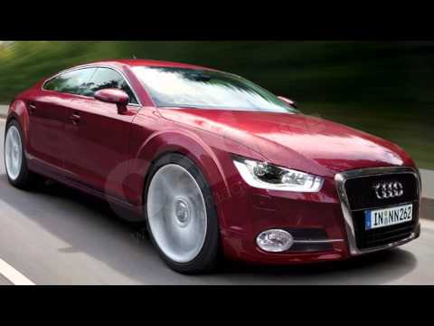 Audi A Sportback Door YouTube - 2 door audi