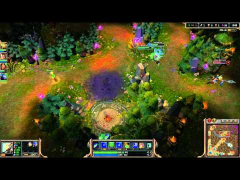 League of Legends Let's Play [1080p HD] - Master Yi Jungle #1 - Ep. 37