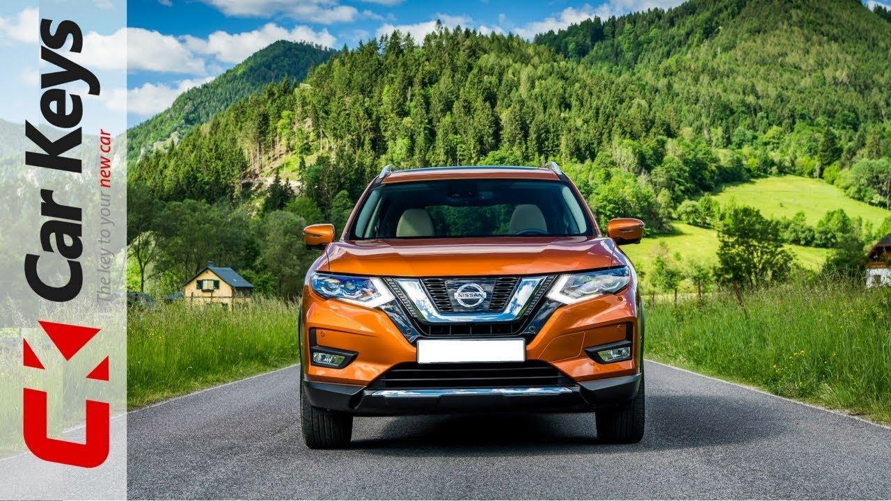Nissan X-Trail 2018 review - Car Keys - Dauer: 5 Minuten