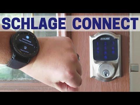 schlage-connect-review---lock-your-door-with-alexa