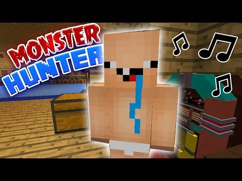 CREEPY DANCING BABY! | Monster Hunters Ep.7 | Minecraft Roleplay thumbnail