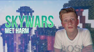HARM VERVANGT & INSANE GELUK! - Minecraft Skywars