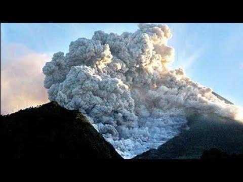 Gunung Merapi Erupsi Hari ini