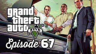 Grand Theft Auto 5 Walkthrough Part 67 - Bury the Hatchet (GTAV Gameplay Commentary )