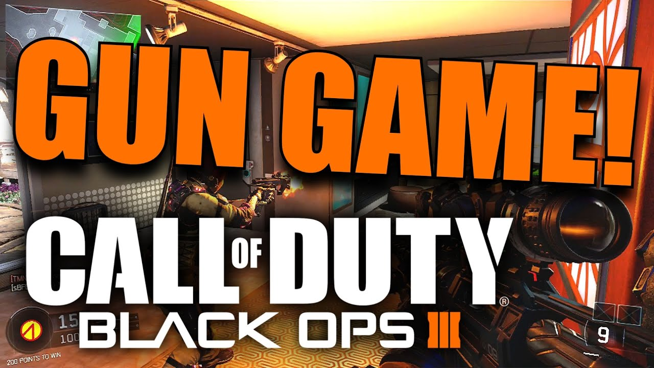 how to get guns in black ops 3