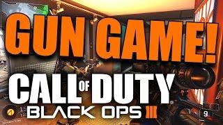 Black Ops 3 Gun Game Fun! (More Party Games Coming To BO3!?)