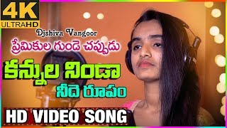 Kannula Ninda Needhe Rupam | Female 4K Video Song | 2020 Best Love Failure Song | Djshiva Vangoor
