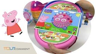 Peppa Pig Toys Picnic Box/ Panier Pique-nique Peppa Pig Jouet Play Doh