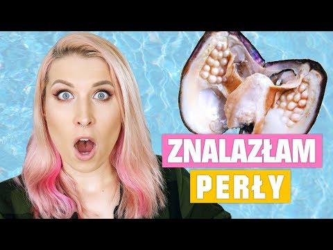 Otwieram gigantyczną muszlę z perłami 😱| Agnieszka Grzelak Vlog