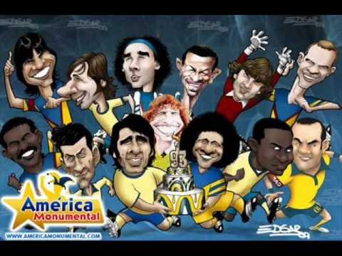 Club America 2010  YouTube