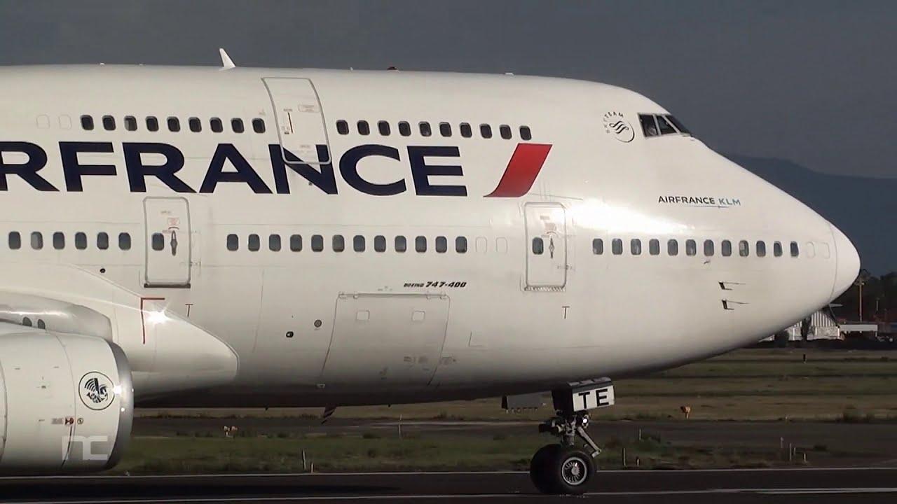 Especial Boeing 747 ✈️ México y Cancún