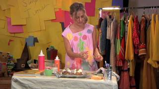 Amy Sedaris Makes Potato Ships
