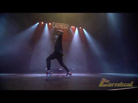 Robert Hoffman Jan 2019   Choreographer's Carnival (Live Dance Performance)
