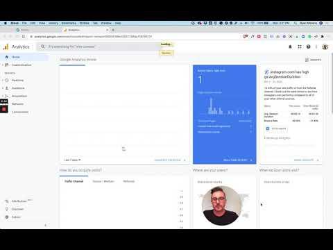 Install Google Analytics in Showit