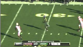 DeAnthony Thomas (Sprint Form) 91 Yard Touchdown Run