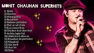 Mohit Chauhan Superhit Songs ❤️ | Jukebox | chords | Guitaa.com