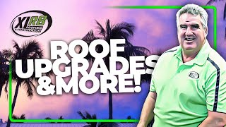 How to File A Roof Claim & How to Upgrade Roof with Sean Your Roof Guy | XLR8 Roofing