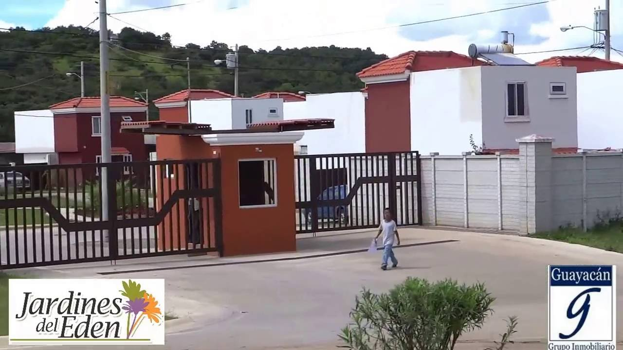 Condominio jardines del ed n guatemala youtube - Jardines del eden sevilla ...