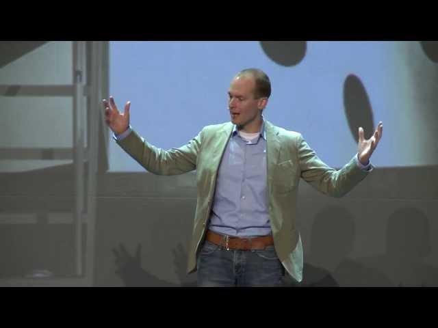 Accenture Innovation Experience 2013 - Keynote Bas Lansdorp