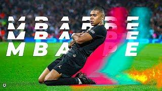 Kyliann Mbappe 2018/19 - CRAZY Speed, Goals & Runs