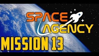 Space Agency Mission 13 Gold Award
