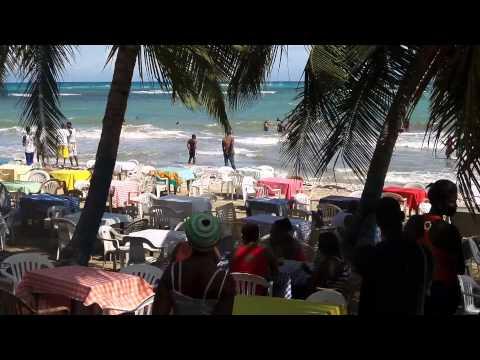 Haiti in summer time