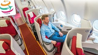 Hainan Airlines Business Class A330, Chinas 5 Star Airline | GlobalTraveler.TV