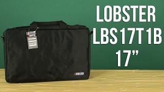 Розпакування Lobster 17'' Black LBS17T1B