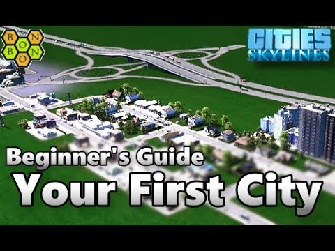 Cities Skylines - Your First City - Beginners Guide - 02