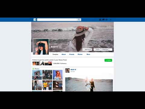 Facebook Promo - After Effects Template - YouTube