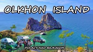 Olkhon Island, Jezioro Bajkał. Spotykamy się z Polakami, Ольхон Байкала (vlog 56)