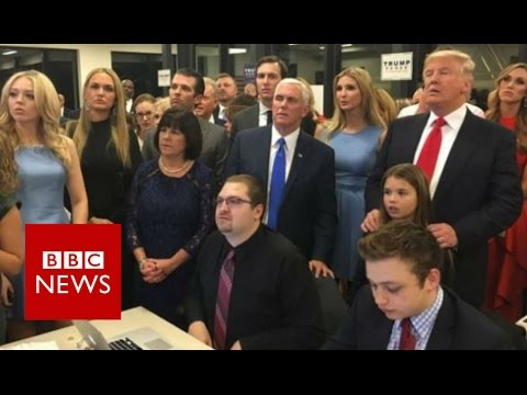 US Election: What happened overnight? BBC News