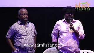 Actor G.M  Sundar Press Meet