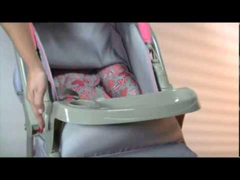 5aca5c2750 Carrinho de Bebê Galzerano - Pegasus - YouTube