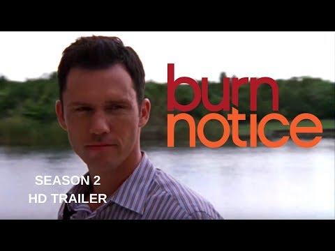 BURN NOTICE season 2  1  Jeffrey Donovan  Gabrielle Anwar  Bruce Campbell