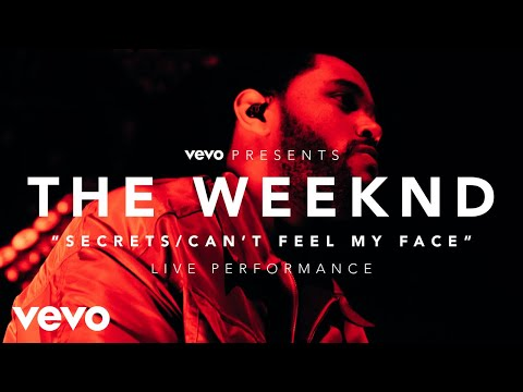 The Weeknd  SecretsCan't Feel My Face  Presents