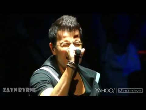 [HD] New Kids On The Block - Favorite Girl Live 2015