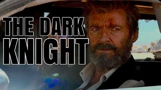 The Dark Knight Trailer - (LOGAN Style)