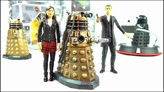 DOCTOR WHO Into the Dalek Time Zone & Figure Collection Review | Votesaxon07