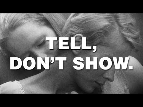 Persona | Tell, Don't Show
