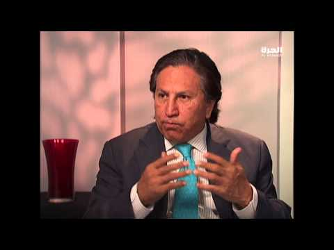 Interview with President Alejandro Toledo (Full interview English version)