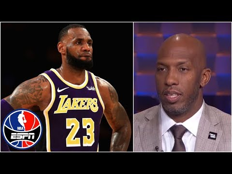Lakers are 'not good enough to win now' - Chauncey Billups | NBA Countdown
