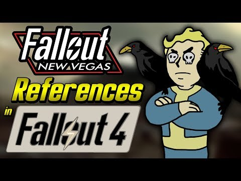 5 Fallout New Vegas References in Fallout 4