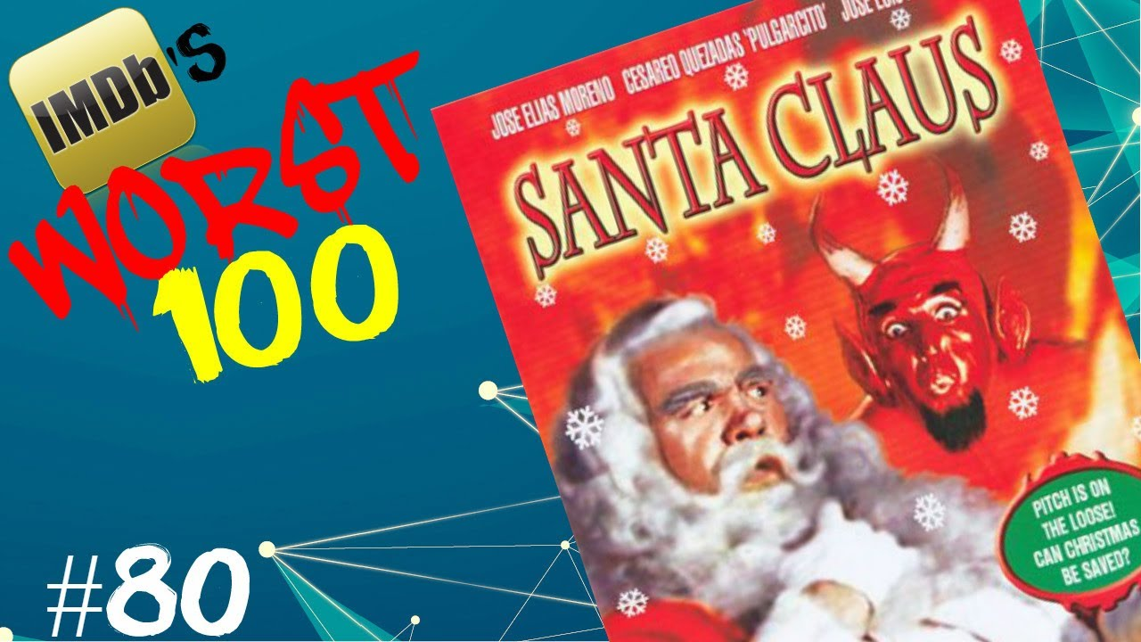 imdbs worst 100 movies 80 santa claus vs the devil 1959 - How The Grinch Stole Christmas Imdb
